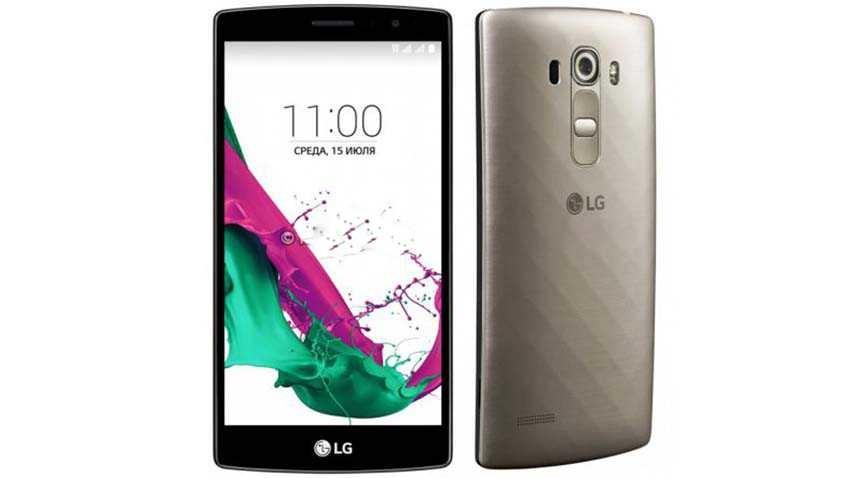 LG G4 S - zdjęcia i prawdopodobna specyfikacja
