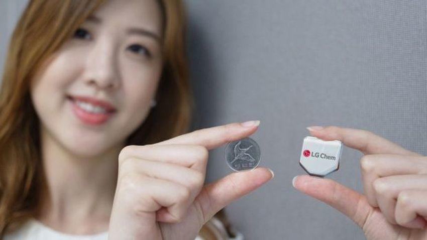 Sześciokątne baterie od LG mają poprawić czas pracy smartwatchy