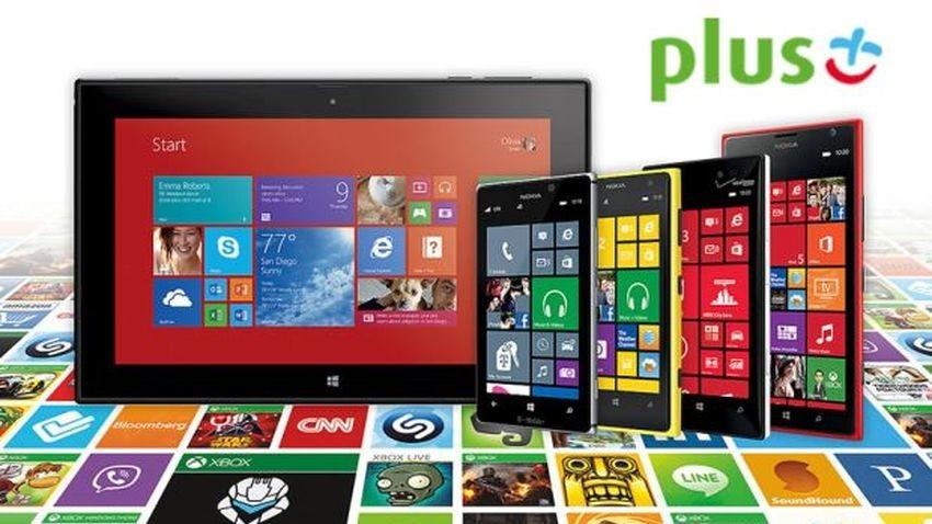 Plus: Możliwość zakupów w Windows Store