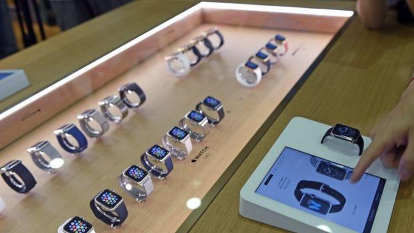 Słabnąca sprzedaż Apple Watch