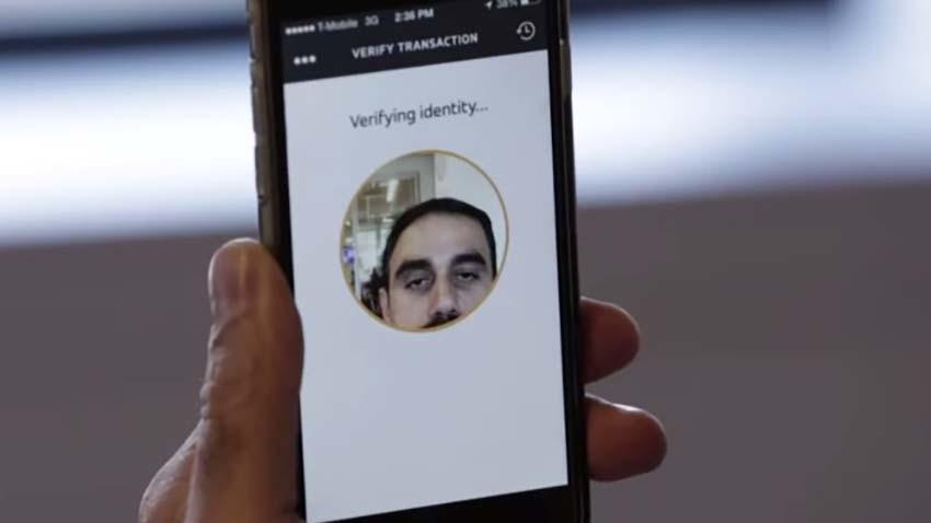 MasterCard umożliwi płatność selfie