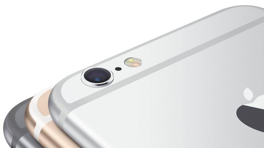 iPhone'y 6S ze znacznie udoskonalonymi aparatami
