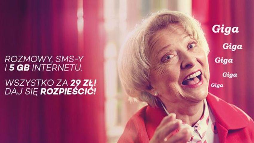 Daj się rozpieścić ? Virgin Mobile startuje z nową kampanią