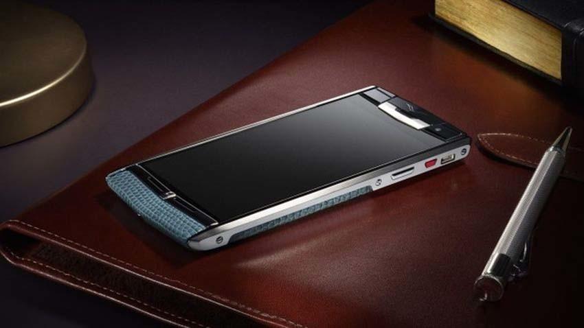 Vertu V06 - luksusowy smartfon o imponujących podzespołach