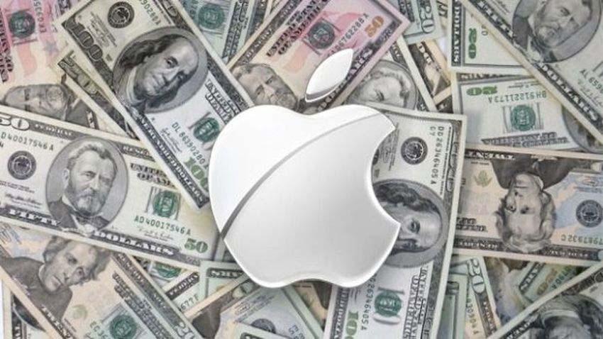 Apple przejął niemal całość zysków z rynku smartfonów