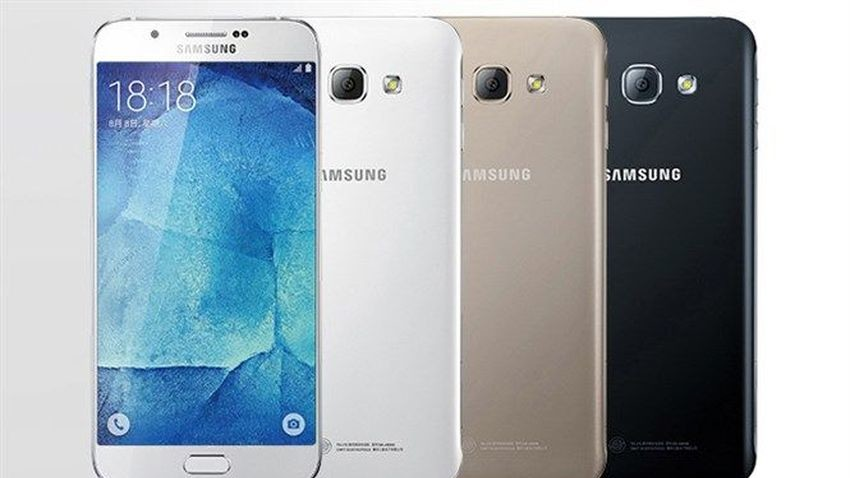 Samsung Galaxy A8 oficjalnie - najatrakcyjniejszy przedstawiciel nowej serii metalowych smartfonów