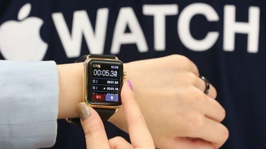 Apple pozwane za nazwę iWatch