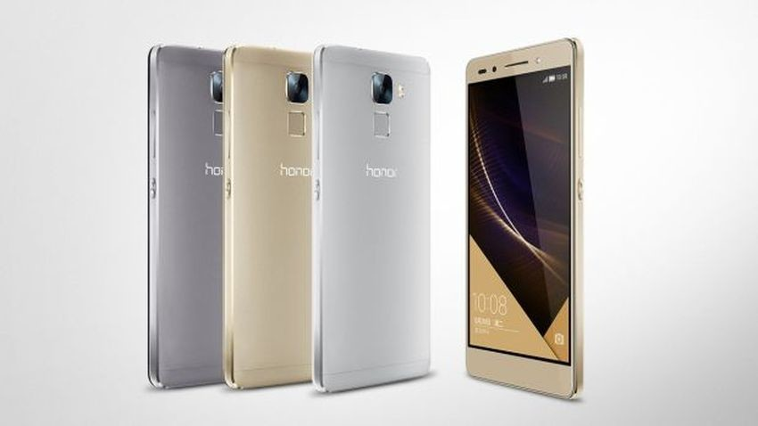 Huawei Honor 7 trafi do Europy