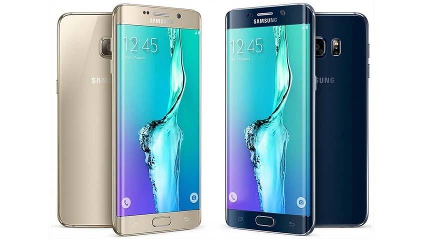 Samsung Galaxy S6 Edge Plus na zdjęciach