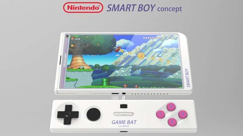 Nintendo Smart Boy - połączenie smartfona z konsolą do gier