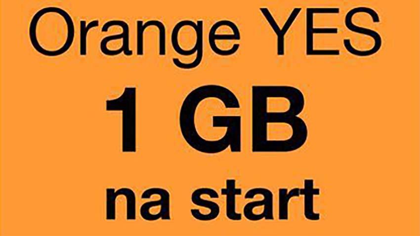 Photo of Orange: Starter YES z pakietem 1 GB