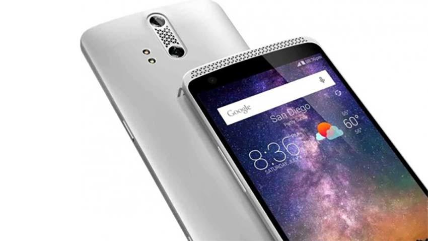 ZTE prezentuje nowości - smartfony Axon i zegarek Axon Watch