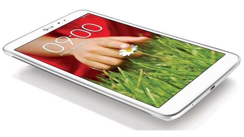 Specyfikacja LG G Pad 2. Tablet pojawi się w październiku