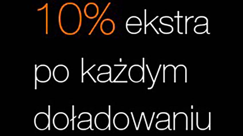 Photo of Promocja Orange: Gorąco Polecam