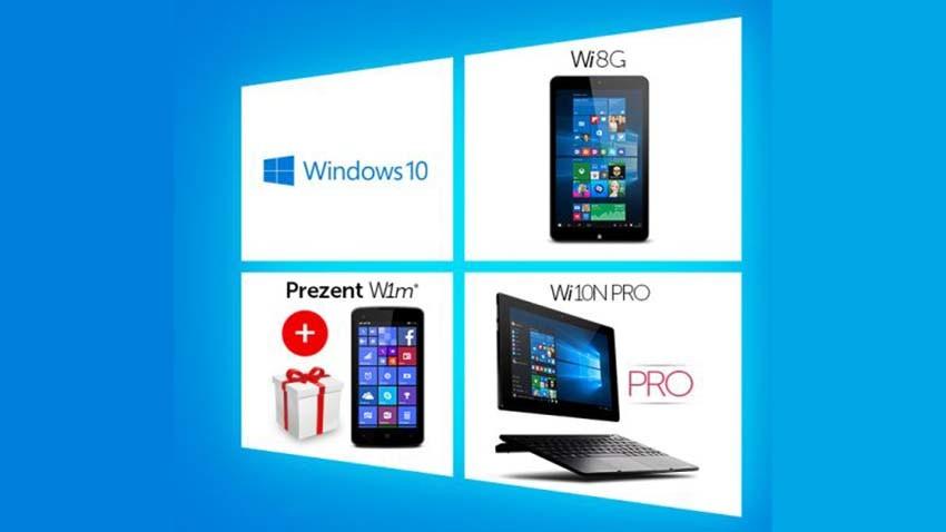 Allview prezentuje urządzenia z systemem Windows 10