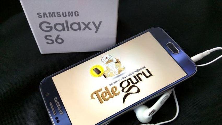 Recenzja Samsung Galaxy S6: Doskonałość z innej Galaktyki