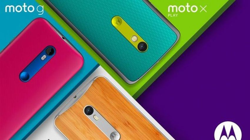 Motorola prezentuje nowe smartfony - Moto G (2015)