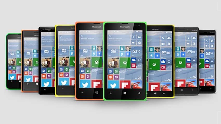 Windows 10 Mobile w listopadzie. Lista pierwszych smartfonów z zapewnioną aktualizacją
