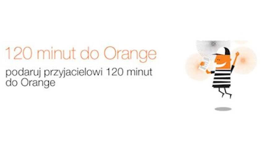 Promocja Orange: Prezent dla przyjaciela