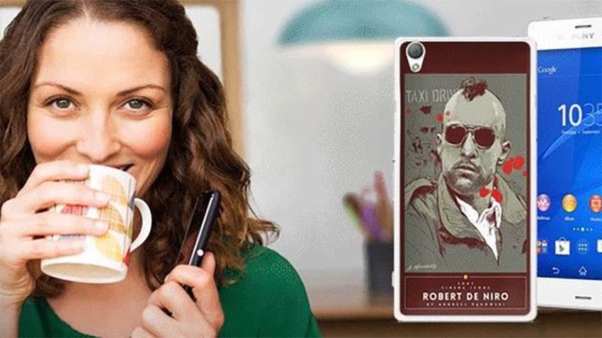 Sony: Etui z ikonami kina za zakup smartfonów Xperia