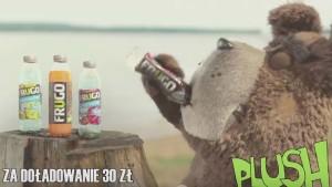 Promocja Plus: Przygarnij Frugo w Plushu