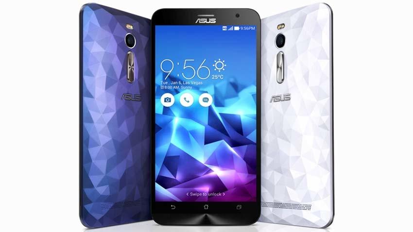 Asus zaprezentował trzy nowe Zenfone-y - Max