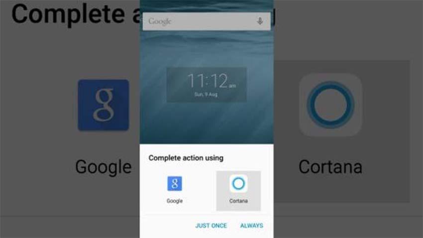 Cortana wypiera Google Now. Nowa aktualizacja asystenta w wersji na Androida