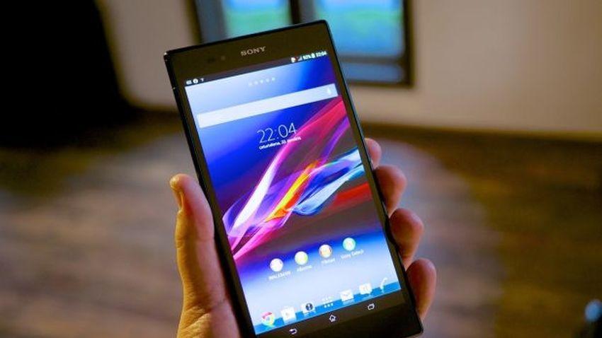 Sony Xperia Z5 Ultra/Plus z ekranem 4K