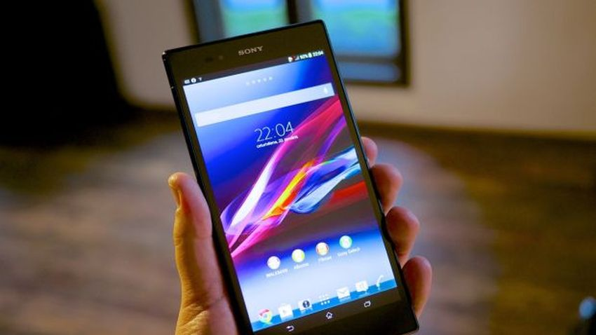 Photo of Sony Xperia Z5 Ultra/Plus z ekranem 4K