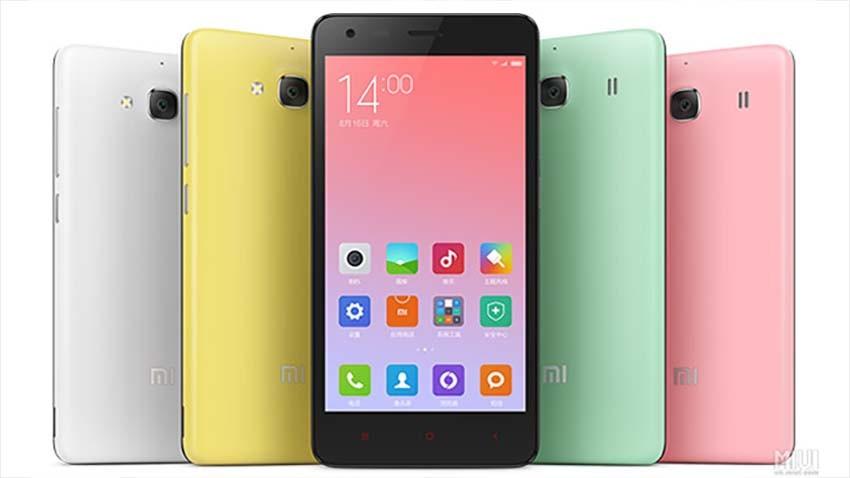 Rekordowa sprzedaż Xiaomi Redmi Note 2