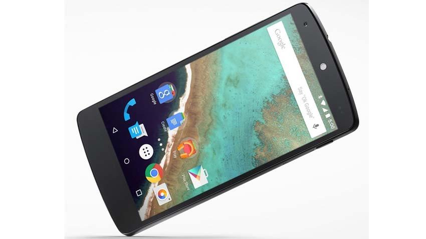 Nadchodzący LG Nexus 5 przyłapany na zdjęciu