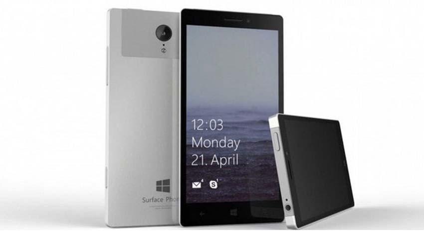 Microsoft pracuje nad Surface Mobile - wyciekła specyfikacja smartfona