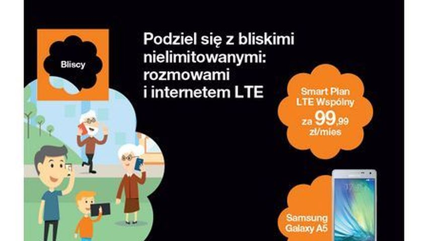 Photo of Orange prezentuje Smart Plany LTE – nielimitowane rozmowy i wiadomości oraz duże pakiety Internetu i współdzielenie usług