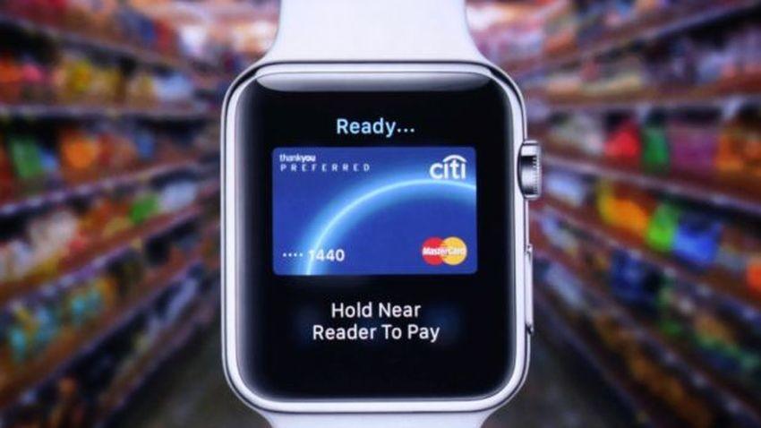 Apple Pay niezwykle popularne wśród użytkowników Apple Watch