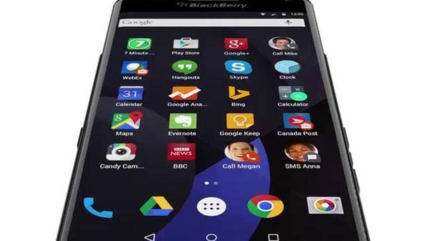 Androidowy BlackBerry Venice ukazany na nowych zdjęciach