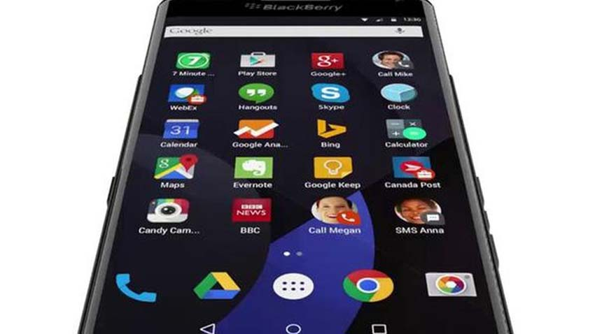 Photo of Androidowy BlackBerry Venice ukazany na nowych zdjęciach