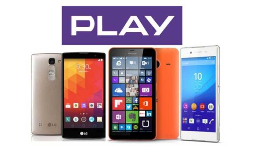 Oferta Play wzbogacona o nowe smartfony