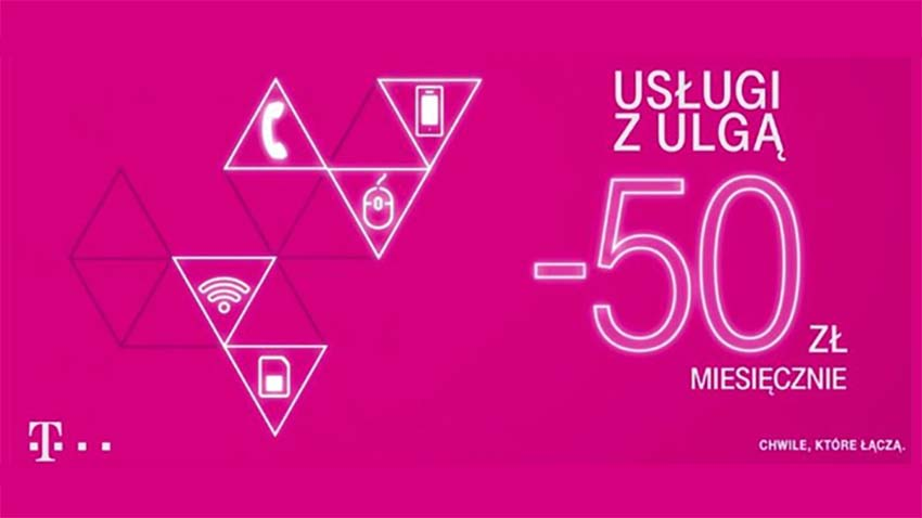 T-Mobile: Usługi z Ulgą