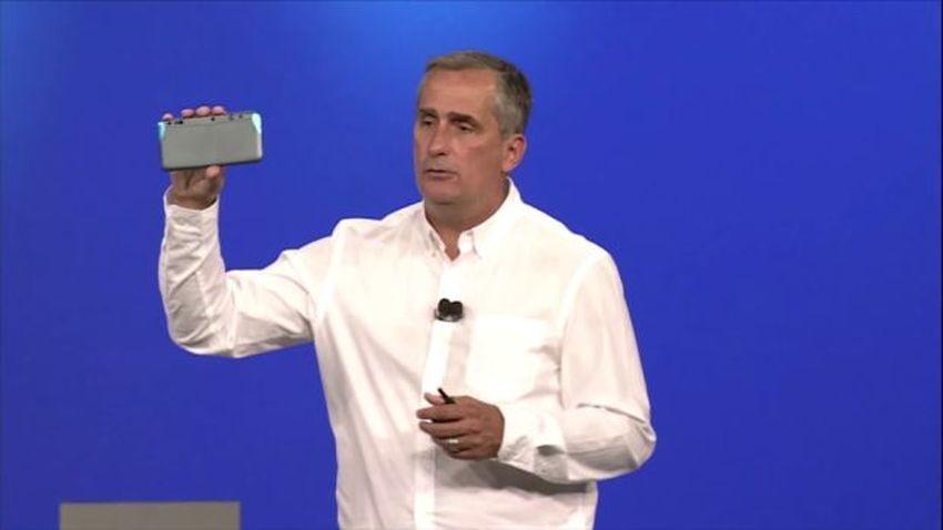 Smartfony z technologią Intel RealSense