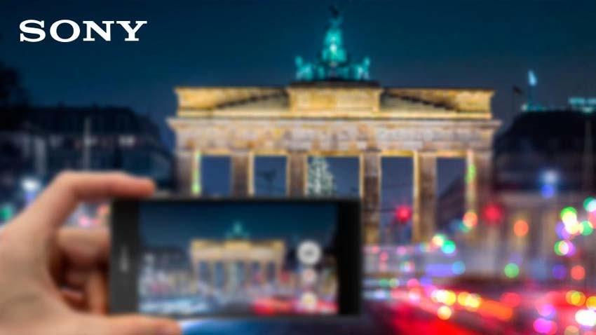 Sony sugeruje przygotowanie się na smartfona z fotograficznym zacięciem