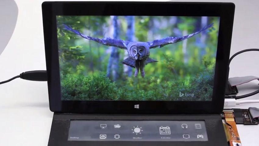 Photo of Microsoft eksperymentuje z klawiaturą wyposażoną w ekran e-ink