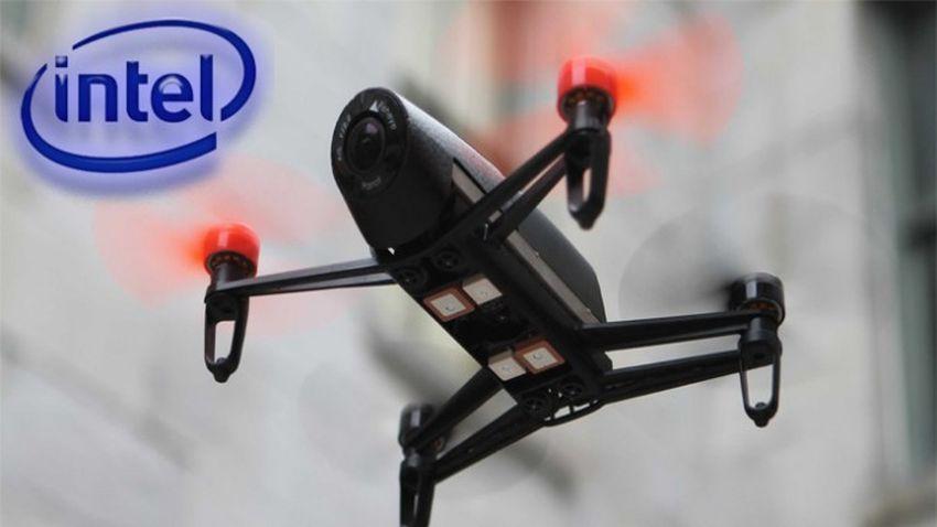 Photo of Intel stawia na drony