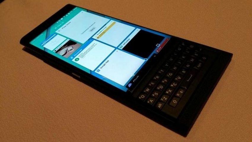 BlackBerry Venice zapowiada się na jeden z najciekawszych smartfonów tego roku - wyciekły nowe zdjęcia
