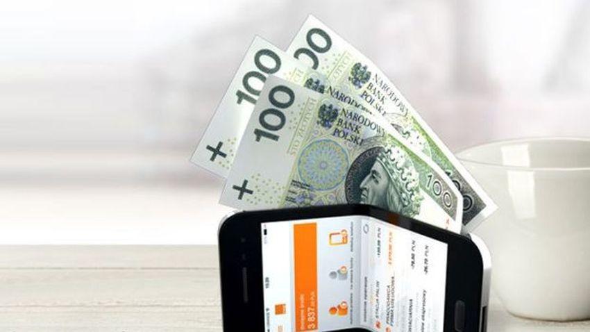 Promocja Orange: 50% więcej za doładowanie przez Orange Finanse