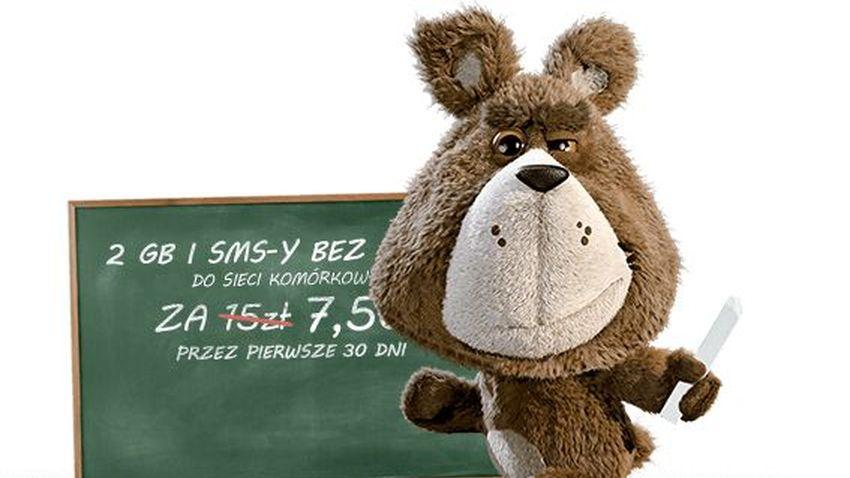 Photo of Promocja Plus: Internet i SMS-y za połowę ceny w Plush na Kartę