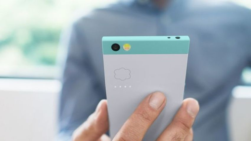 Nextbit Robin to pierwszy smartfon oparty na chmurze