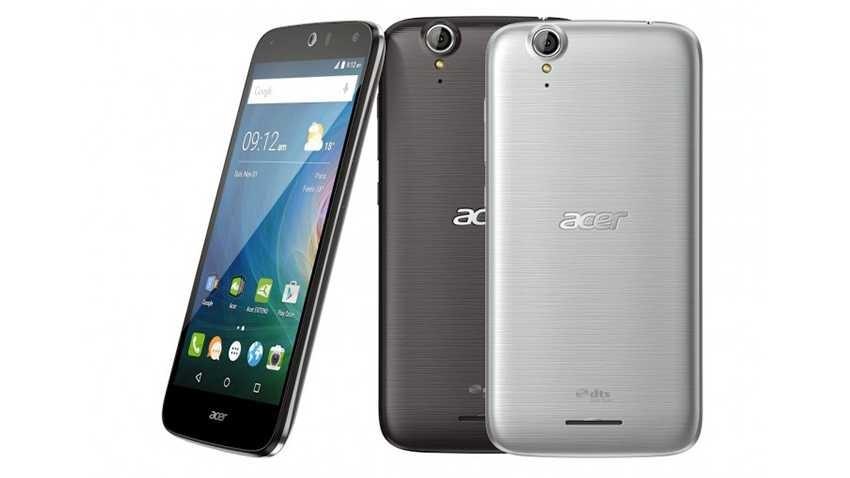 Acer przedstawia osiem nowych smartfonów