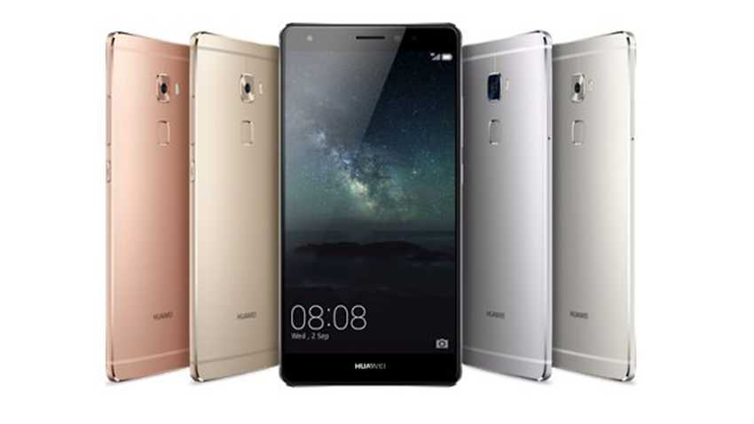 Photo of Huawei Mate S oficjalnie zaprezentowany – metal, Force Touch i udoskonalony czytnik linii papilarnych