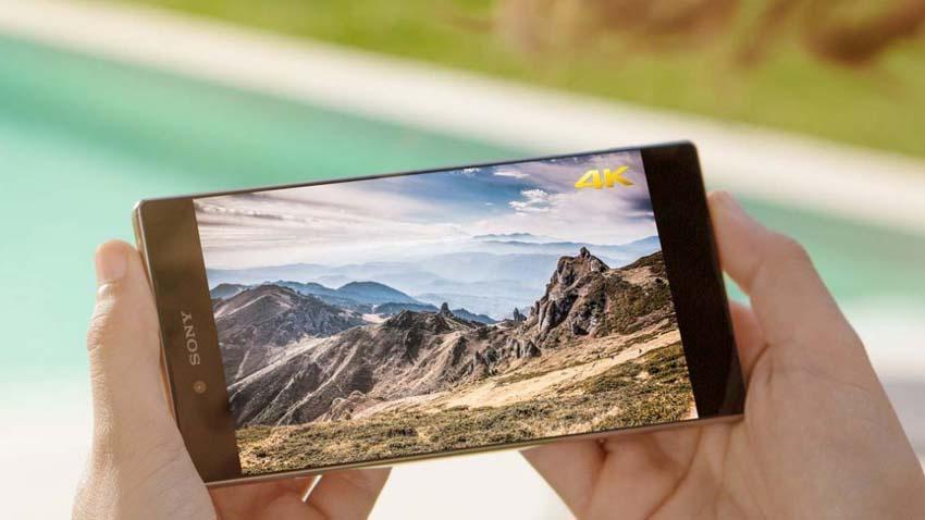 Sony oficjalnie pokazało flagowe Xperie Z5 i Z5 Compact oraz pierwszy na świecie smartfon z ekranem 4K - Xperię Z5 Premium