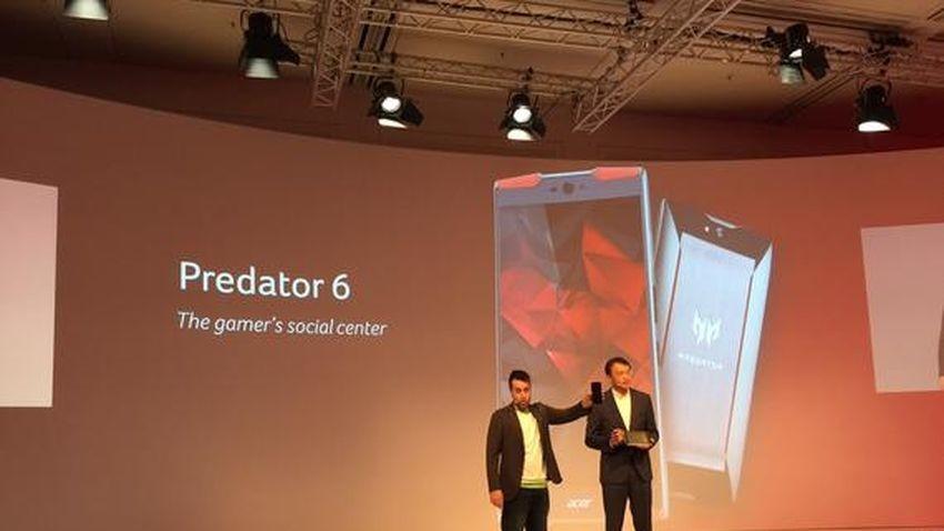 Acer Predator 6 - smartfon dla graczy z 10-rdzeniowym procesorem